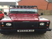 Land Rover Defender 110 89543 miles