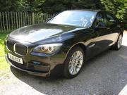 2011 Bmw 2011 / 61 BMW 730D M SPORT AUTO BLACK low miles -