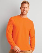 Buy Gildan Mens Long Sleeve Classic T-Shirt