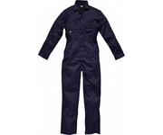 Buy Dickies Boiler Suit Stud Front Coverall