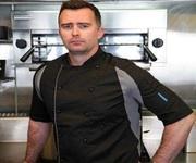 Buy Dennys Le Chef Hardwear Black Jacket