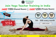 Flexible in your body means flexible in your mind!! Join Yoga TTC